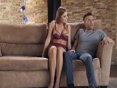 Joder con Nicole Aniston, le sienta de lujo esta lencería - Folladas