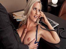 Se folla a la secretaria en horas de trabajo, que locura! - Folladas