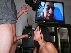 Le encanta grabar a su mujer cuando están follando duro.. - Videos Porno